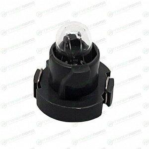 Лампа Koito BAX (пластиковый цоколь, T3.4), 14В, 0.8Вт, комплект 10 шт (стоимость за упаковку 10 шт)