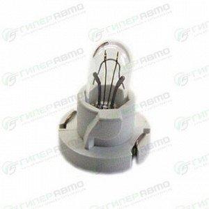 Лампа Koito BAX (пластиковый цоколь, T4.2), 14В, 0.1Вт, 1 шт