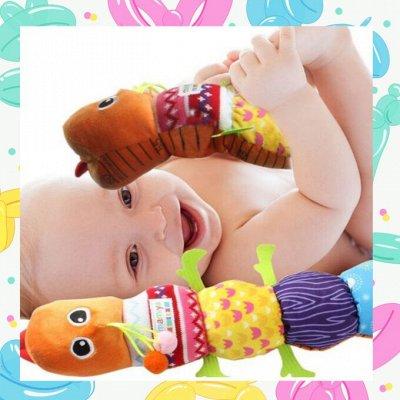 Беби шоп. Товары для детей с рождения — Мягкие подвесные и ручные погремушки