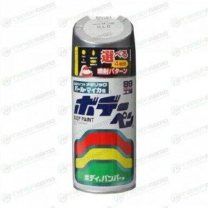 Краска аэрозольная Soft 99 Body Paint, цветовой код KL0, для кузова автомобиля, 300мл, арт. N-259