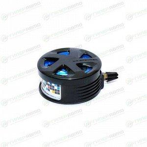 Ароматизатор в дефлектор Eikosha Spirit Refill Marine Squash (Морская свежесть), меловой, клипса, арт. R-11