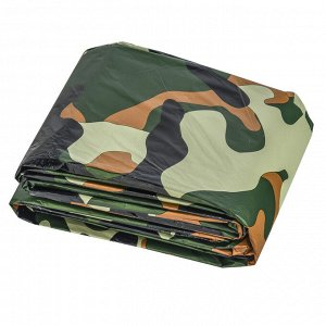 Спасательное одеяло выживания - Водостойкое, легкое, сверхкомпактное при сворачивании одеяло для выживания в дикой природе. Ночью используется по назначению, днем - для сбора воды, подачи сигналов бед