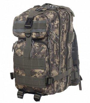Штурмовой рюкзак камуфляжа ACU на 15-20 л (CH-013) №142