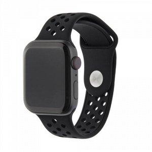 Силиконовый ремешок с перфорацией для Apple Watch, 38-40mm