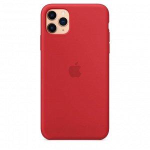 Силиконовый чехол IPHONE 11 pro max. Цвет на выбор