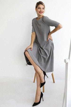 Платье миди А-силуэта, 01.093.03.281