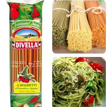 ✅ Спортпит/ Протеиновые батончики и печенье/ Суперфуды и БАДы — Паста Divella, Италия