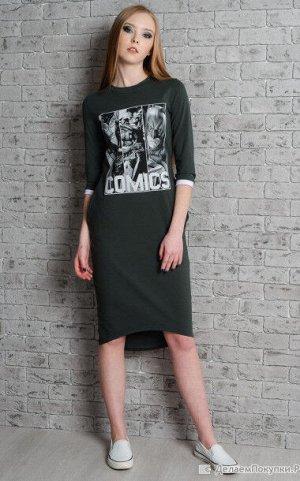 Платье — футболка FS 2284