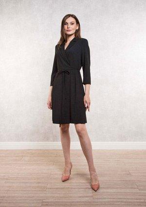 Платье /черный
