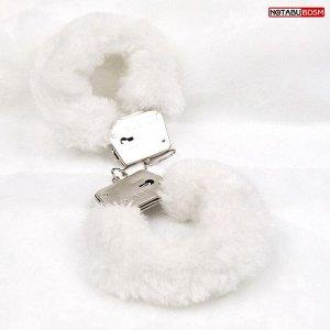 НАРУЧНИКИ цвет белый