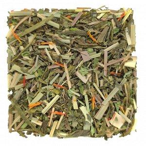 """Чай зелёный листовой """"Мятный Лайм"""" 250 гр"""