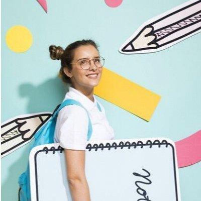 Школа 2021-2022! Новая коллекция для успешной учебы — Блузки, джемперы