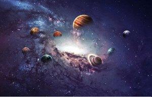 Фотообои Е230442 Космос