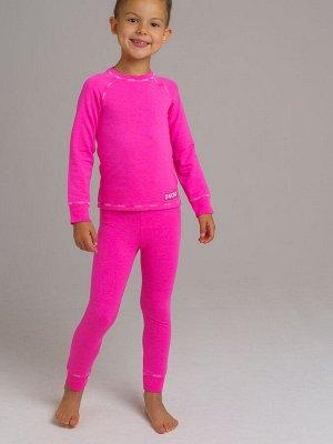 Термокомплект трикотажный для девочек: брюки, толстовка, для эпизодическиого использования