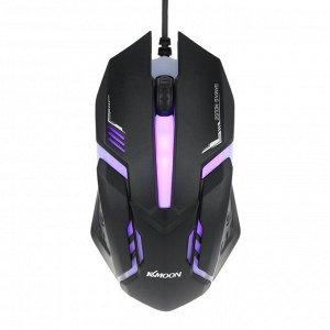 Мышь проводная LED Mouse TJ-9