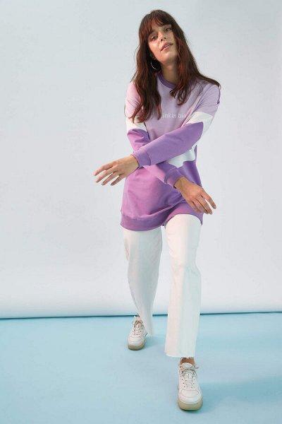 DEFACTO- платья, свитеры, кардиганы Кофты, джинсы и пр — Женские туники 2