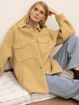 Куртка рубашечного кроя R075/polish