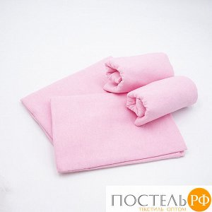 Набор детских пеленок фланель 4 шт 75/120 см Роза