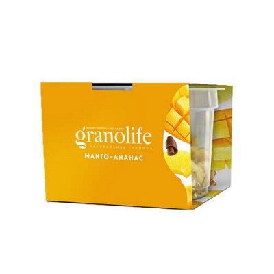Гигантская ЭКО-ветка! Лучшее в твою продуктовую корзину — Полезный завтрак-Гранола