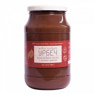 Урбеч из какао-бобов и фундука Живой продукт