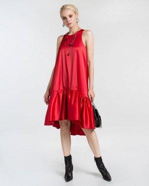Платье жен. (191763) рубин