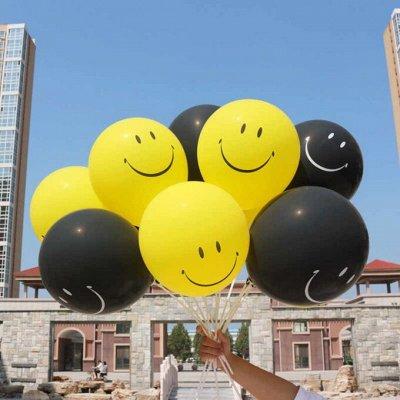 PARTY-BOOM — все для твоего праздника и куража! Шары — Латексные воздушные шары с рисунком