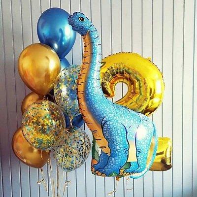 PARTY-BOOM — все для твоего праздника и куража! Шары — Фольгированные фигурные шары