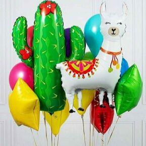 PARTY-BOOM — все для твоего праздника и куража! Шары — Фольгированные фигурные шары - 3