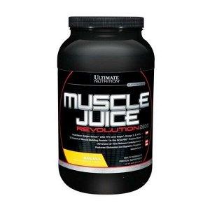 Гейнеры Ult Muscle Juice Revolution 2600 2120g
