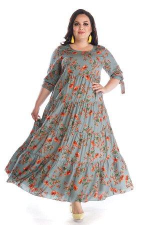 Платье-5516