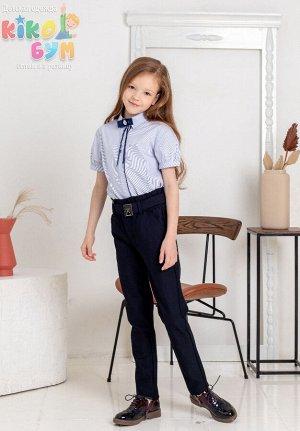 701414 Блуза с коротким рукавом ModaLora