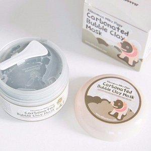Очищающая глиняно-пузырьковая маска Carbonated Bubble Clay Mask 100ml