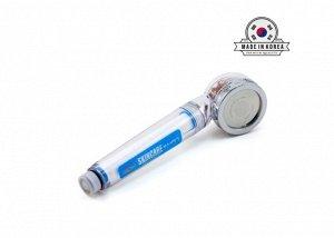 """Душевая лейка прозрачная SkinCare AquaDuo SF-300 CL Shower Crystal Stream """"Кристальный ручей"""""""