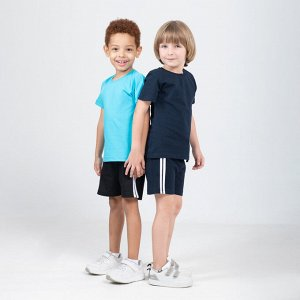 Футболка детская 62854, т. синий
