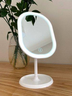 Зеркало для макияжа с подсветкой. ❗️ВИДЕООБЗОР❗️