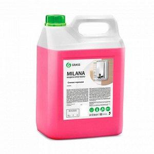 """Жидкое мыло """"Milana"""" спелая черешня 5.кг"""