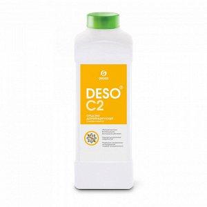 Дезинфицирующее средство с моющим эффектом на основе ЧАС DESO C2 1л