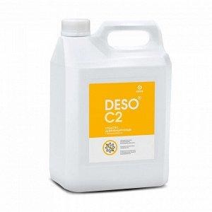 Дезинфицирующее средство с моющим эффектом на основе ЧАС DESO C2 5л