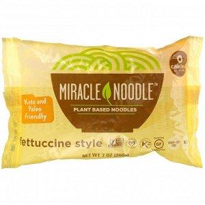 Miracle Noodle, феттучини, 200 г (7 унций)