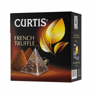 Чай Curtis French Truffle Black Tea (Френч Трюффле Блек Ти) черный 20пир