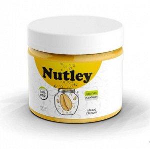 Паста арахисовая crunchy 300 г Nutley
