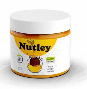 Паста из фундука с медом 300 г Nutley