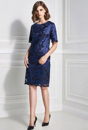 Платье Bazalini 3320 синий