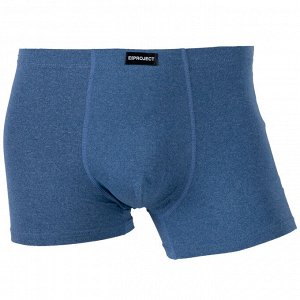 Трусы Модель: шорты. Цвет: синий. Комплектация: трусы. Состав: хлопок-80%, бамбуковое волокно-15%, спандекс-5%. Бренд: ERSAH PROJECT. Фактура: меланж.