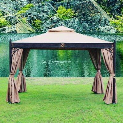 Большая распродажа для дома и сада — Тенты, зонты