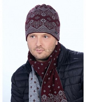 76.352.000 М АЛЬПЫ флис (шапка+шарф) Комплект