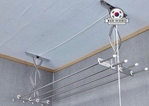 Потолочная сушилка на балкон Gochu Artex All Stain 1300