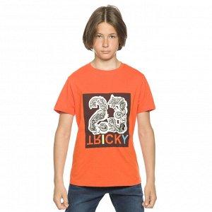 BFT4215/2 футболка для мальчиков