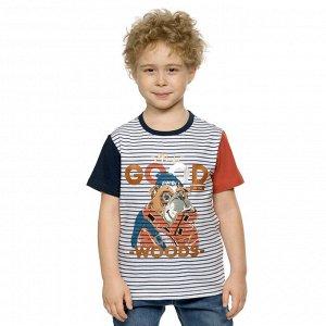 BFT3252 футболка для мальчиков