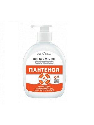 ПАНТЕНОЛ жидкое мыло 300мл (4х6шт) /24/ 12299